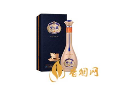 洋河梦之蓝猪年生肖酒(己亥年) 限量版52度750ml