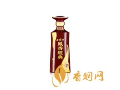 西凤酒凤香经典20年52度凤香型500ml