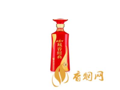 西凤酒凤香经典10年52度凤香型500ml